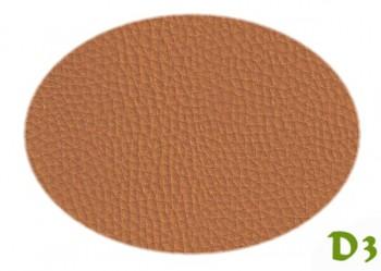 Koženka karamelová D3