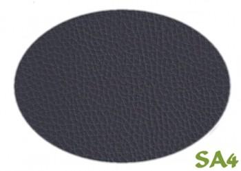 Koženka šedá tmavá grafit SA4, á 1m