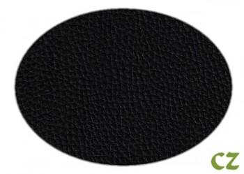 Koženka černá CZ, á 1m