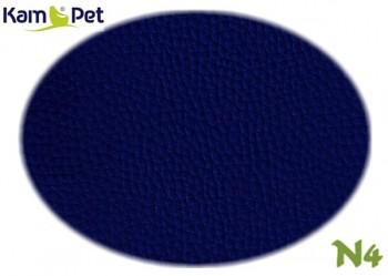 Koženka modrá tmavá N4, á 1m