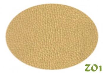 Koženka žlutá matná světlá ZO1