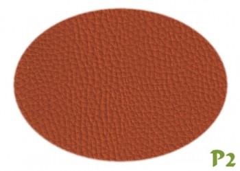 Koženka tmavý oranž P2