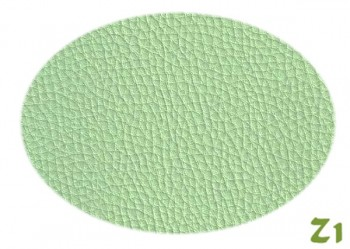 Koženka zelená světlá Z1