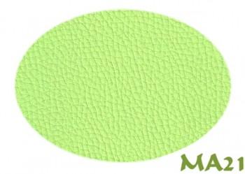 Koženka zelená pistáciová MA21