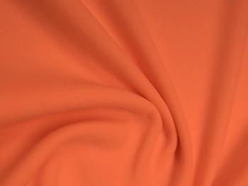 Látka fleece ORANŽOVÝ š. 150 á 1m