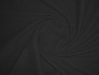 Látka fleece ČERNÝ š. 150cm á 1m