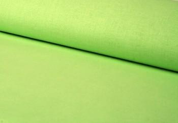 Jablíčkově zelené bavlněné plátno ATEST pro děti do 3let