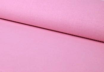 Růžové bavlněné plátno ATEST pro děti do 3let