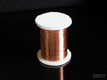 Bižu drátek sv.měděný 0.3mm, cívka 10m
