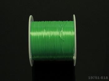 Elastická lycra 0,8mm ZELENÁ, cívka