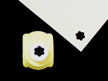 Raznice děrovačka 10mm KYTIČKA á 1ks