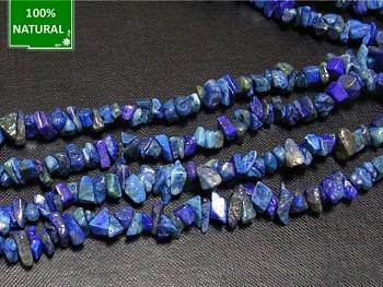 Přírodní minerál Lapis lazuli zlomky