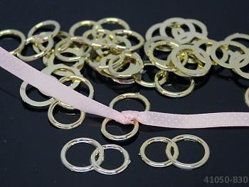 Svatební prstýnky do výslužky zlaté, balení 10ks