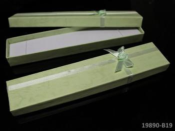 Dárková krabička 208 ZELENÁ