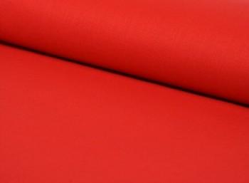 Červené bavlněné plátno ATEST pro děti do 3let