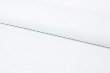 Bílé bavlněné plátno ATEST pro děti do 3let