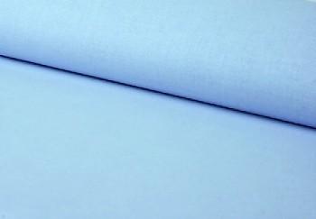 Světle modré bavlněné plátno ATEST pro děti do 3let