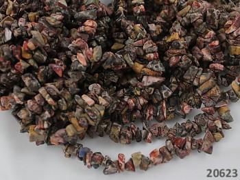 Přírodní minerál LEOPARDÍ JASPER (chipsy)