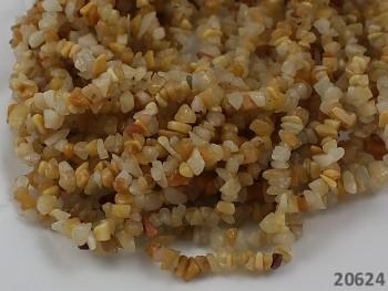 Přírodní minerál ARGONITE, chipsy - návlek 20cm